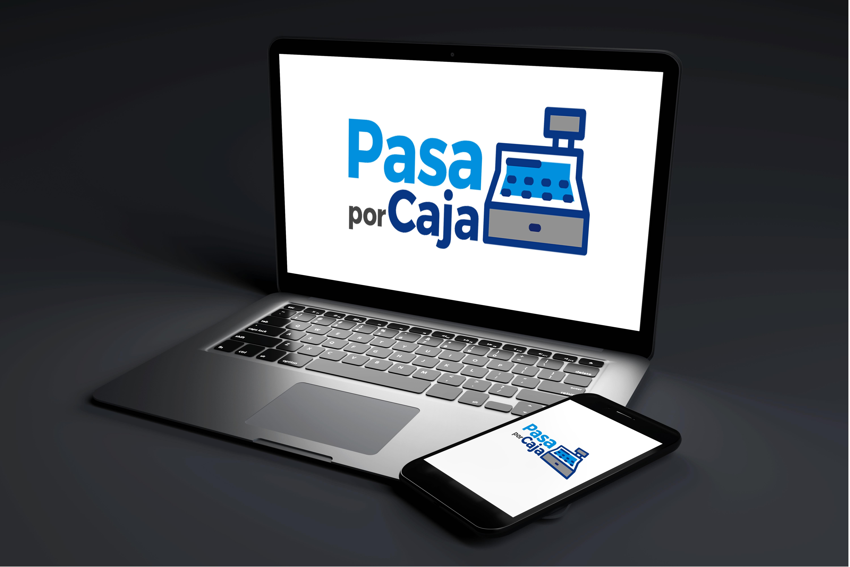 Logo Web Pasa por caja