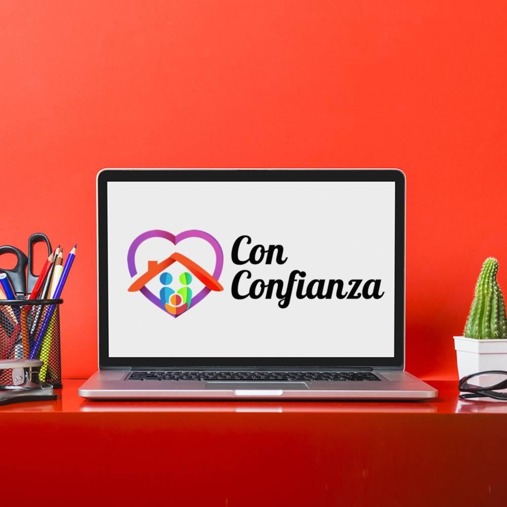 Logo Web Con Confianza