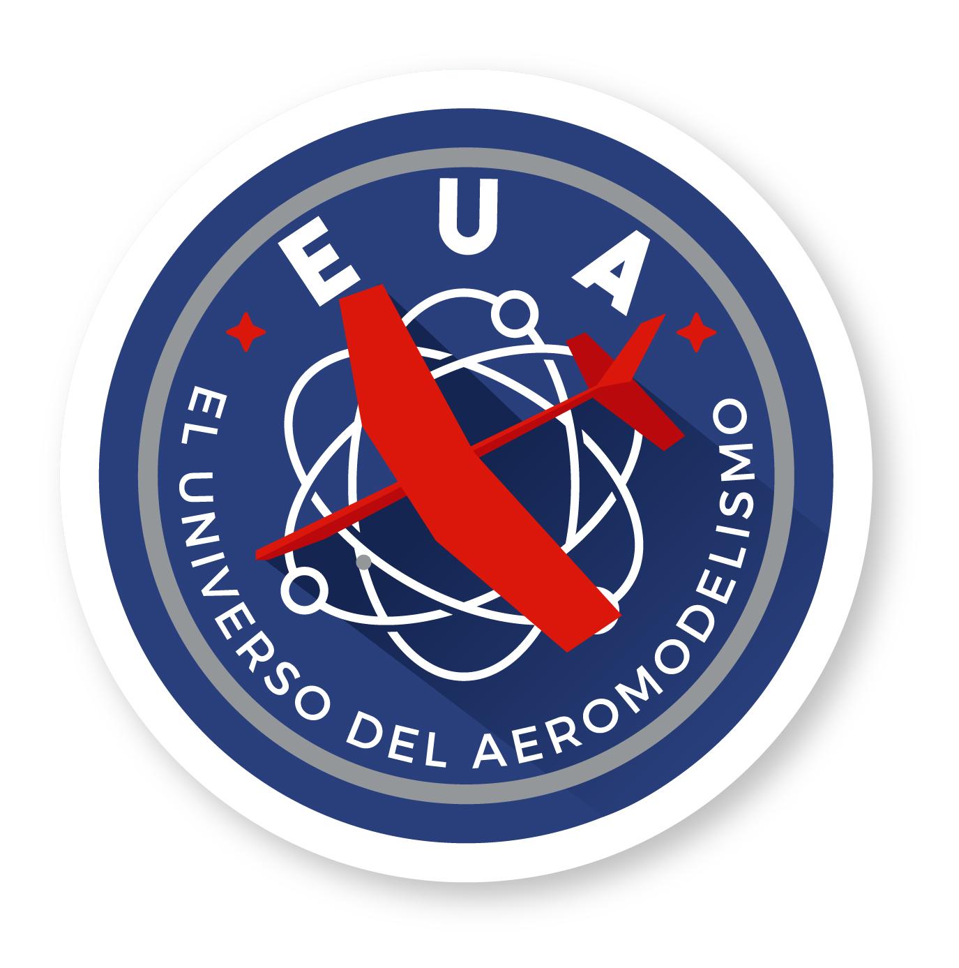 Logo Canal de Youtube El Universo del Aeromodelismo